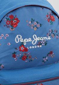 Pepe Jeans - PAM BACKPACK - Tagesrucksack - blue - 2