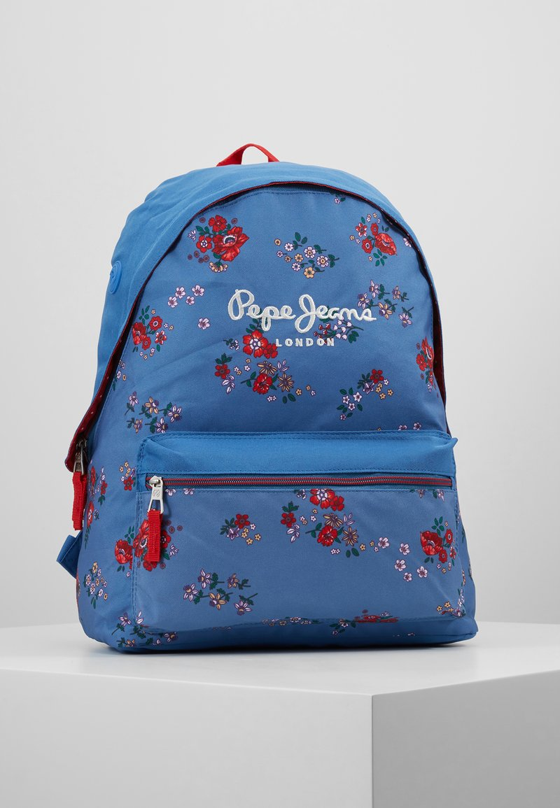 Pepe Jeans - PAM BACKPACK - Tagesrucksack - blue