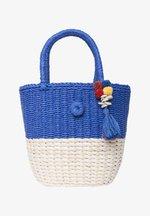 ORIANA - Handbag - sea blue