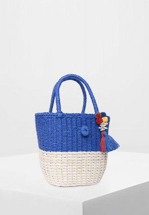 ORIANA - Handbag - sea blue