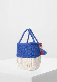 Pepe Jeans - ORIANA - Handbag - sea blue - 4