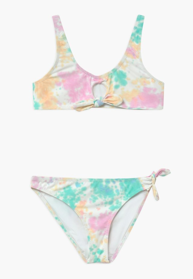 DYE SET - Bikini - multi-coloured