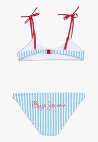 Pepe Jeans - DORY SET - Bikini - light blue - 1