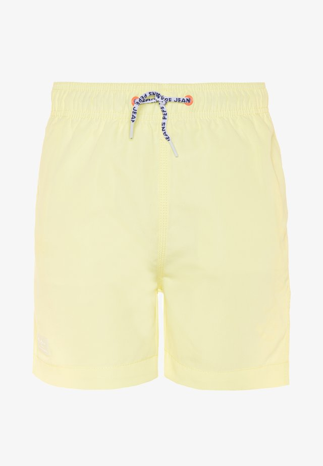 GUIDO - Swimming shorts - sorbet lemon
