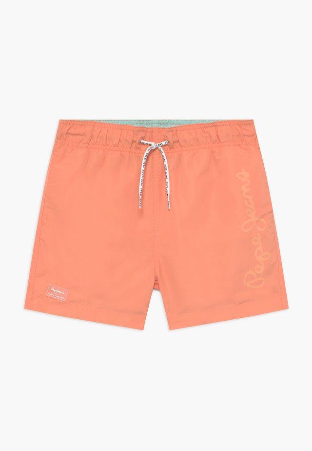 GUIDO - Badeshorts - fresh orange