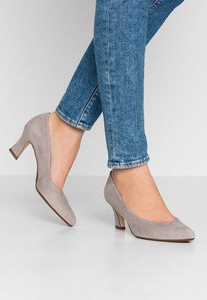 LAIA - Classic heels - storm