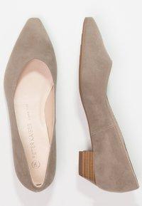 Peter Kaiser - LIMBA - Classic heels - taupe/freso - 2