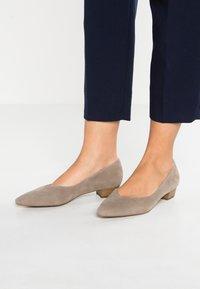 Peter Kaiser - LIMBA - Classic heels - taupe/freso - 0