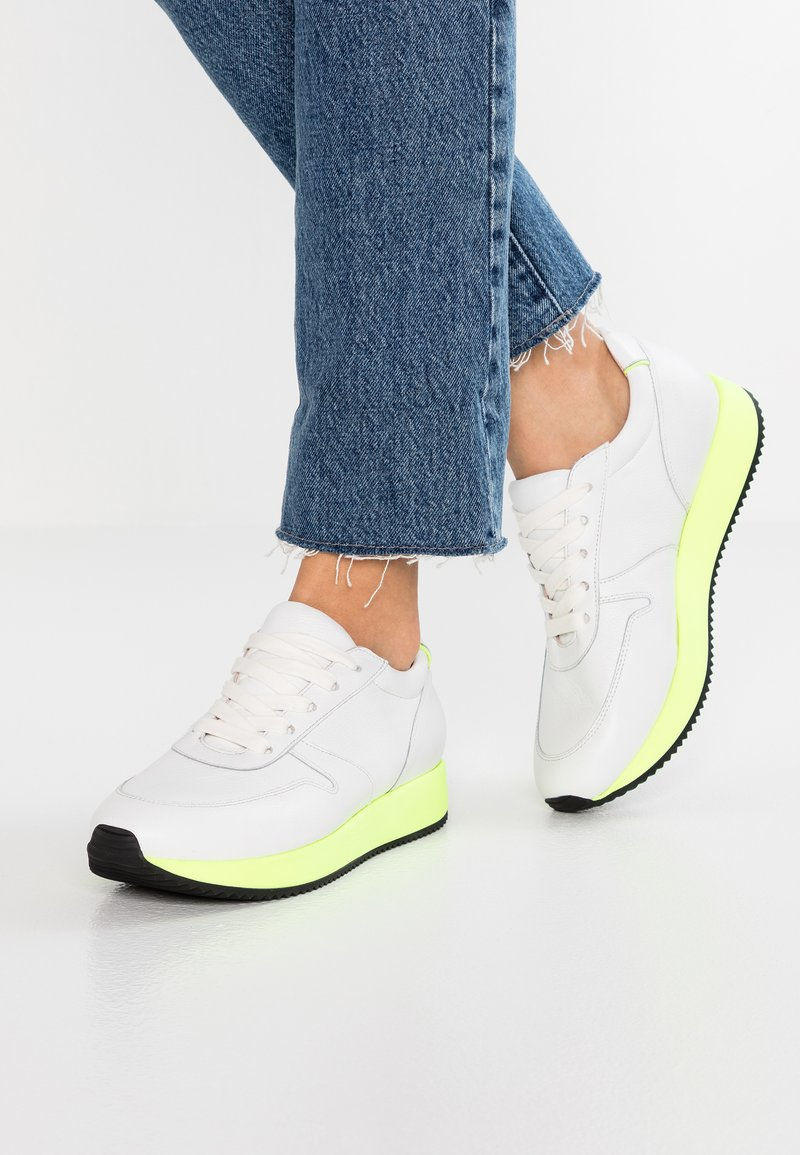Peter Kaiser - FERNANDA - Sneakers - weiss angeles/leon neon