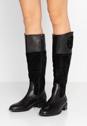HERA - Vysoká obuv - schwarz