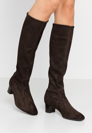 OFELA - Vysoká obuv - brown