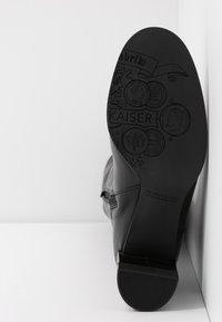 Peter Kaiser - LEANN - Vysoká obuv - schwarz evenly - 5