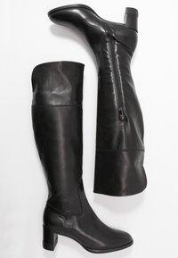 Peter Kaiser - LEANN - Vysoká obuv - schwarz evenly - 3