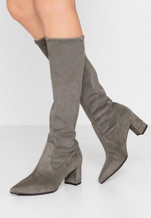 BRUINA - Vysoká obuv - cladonia