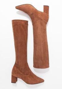 Peter Kaiser - BRUINA - Vysoká obuv - sable - 3