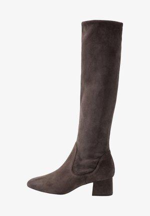 TOMKE - Vysoká obuv - lupo