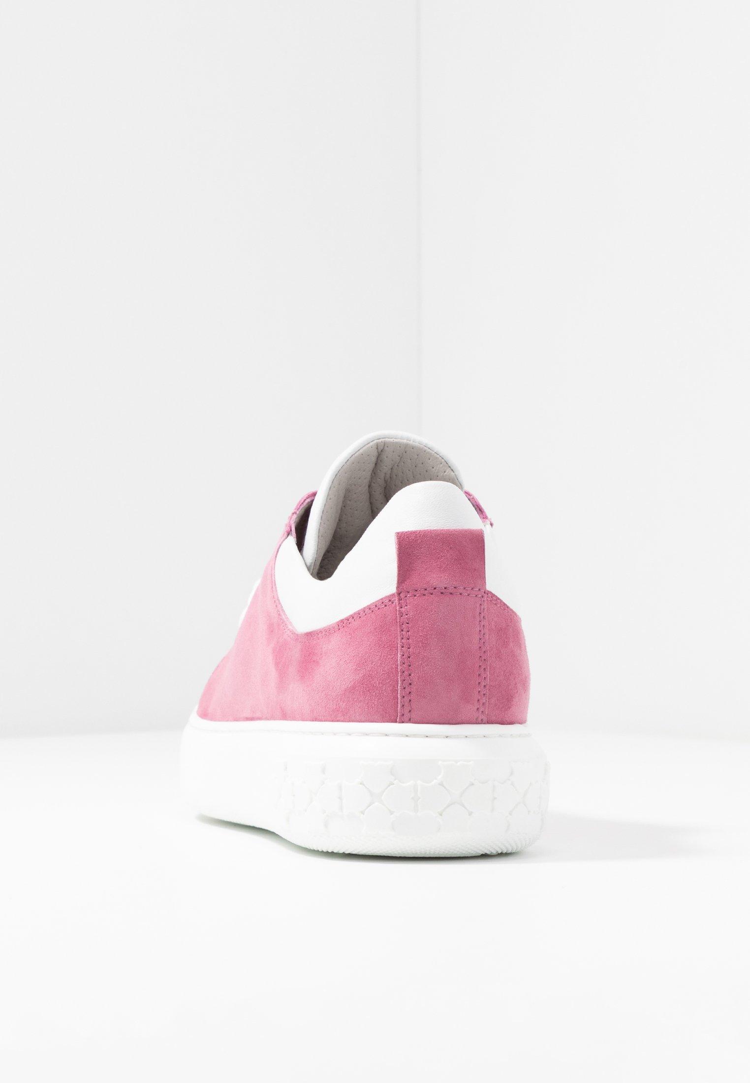 Peter Kaiser FLORA - Sneakers - cassis/weiß
