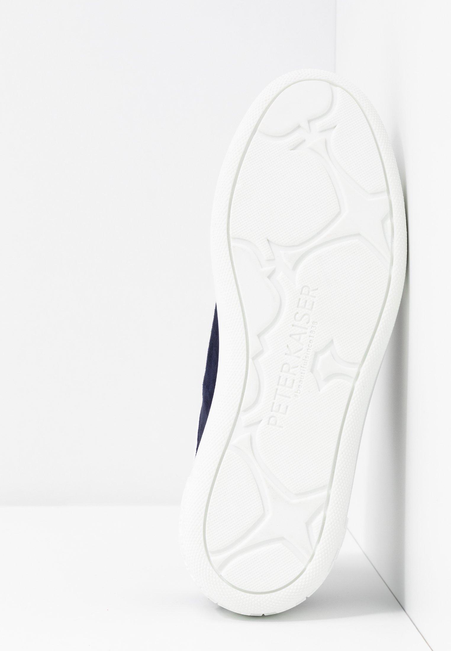 Peter Kaiser FLORA - Sneakers - notte/weiß
