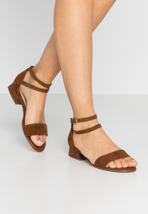 PAMILA - Sandals - sable