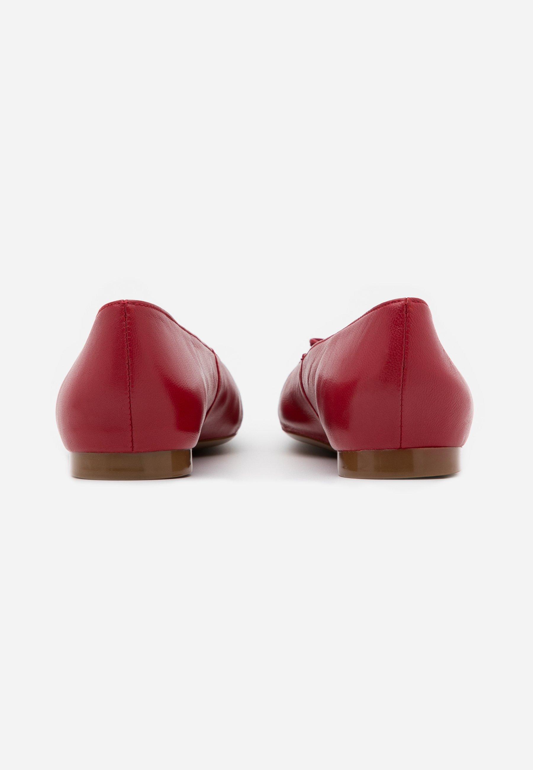 Peter Kaiser DEMI - Ballerina - lipstick