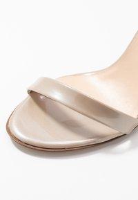 Peter Kaiser - ORLENA - Sandaler med høye hæler - sand mura - 2