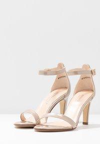 Peter Kaiser - ORLENA - Sandaler med høye hæler - sand mura - 4