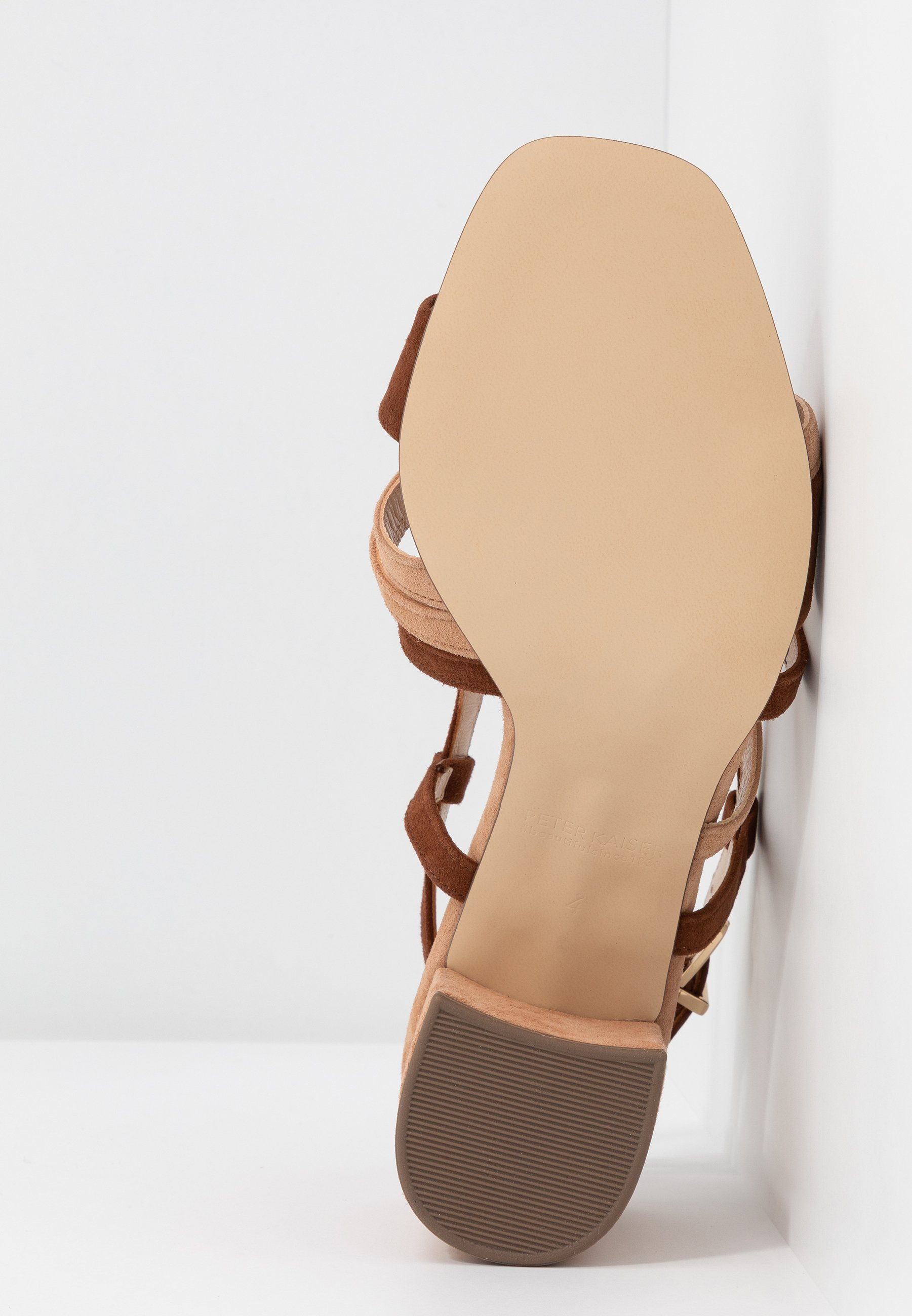 Peter Kaiser Pava - Sandaler Sable/biscotti