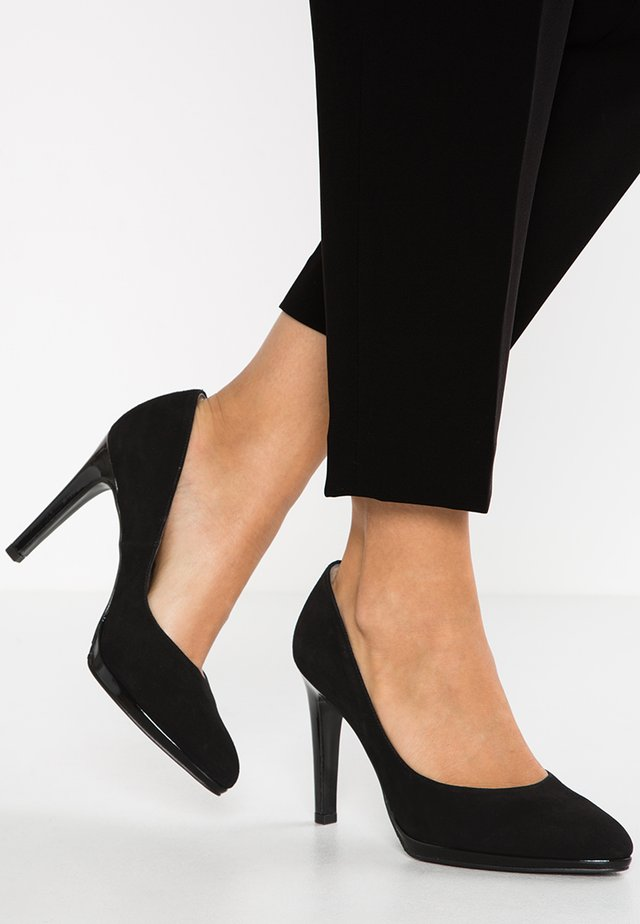 HERDI - High heels - black