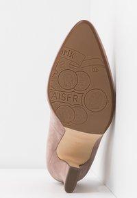 Peter Kaiser - SALLIE - High heels - mauve - 6