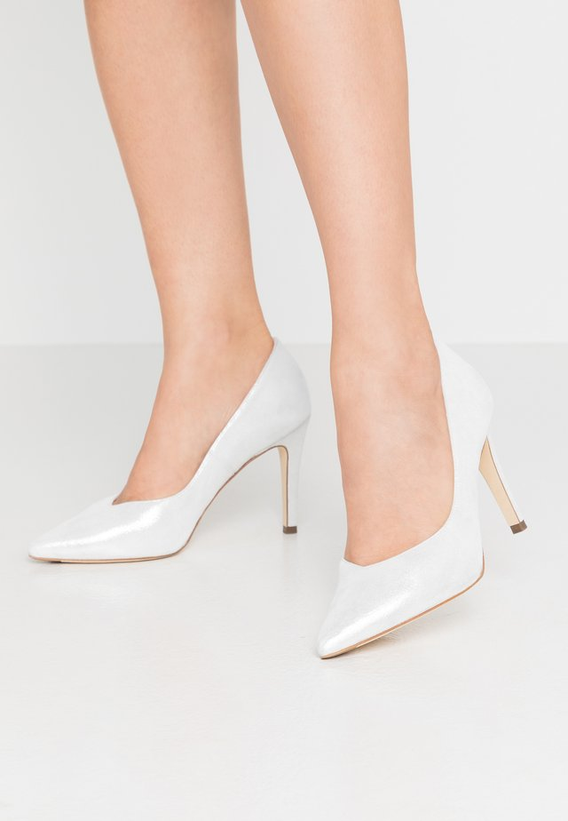 DANELLA - High Heel Pumps - weiss