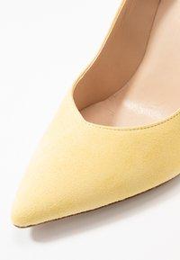 Peter Kaiser - DANELLA - High heels - lemon - 2