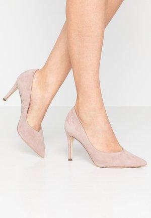 DANELLA - High heels - mauve