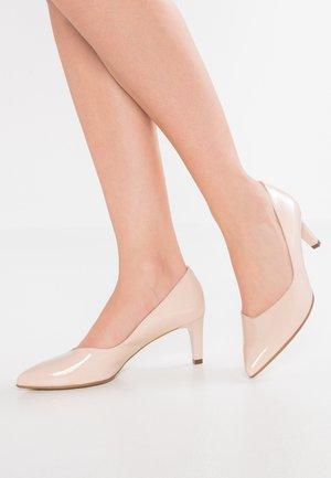 NURA - Classic heels - powder