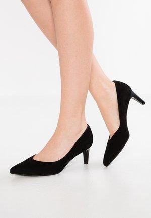 NURA - Classic heels - schwarz freso