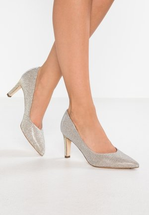 EBBY - Pumps - sand shimmer