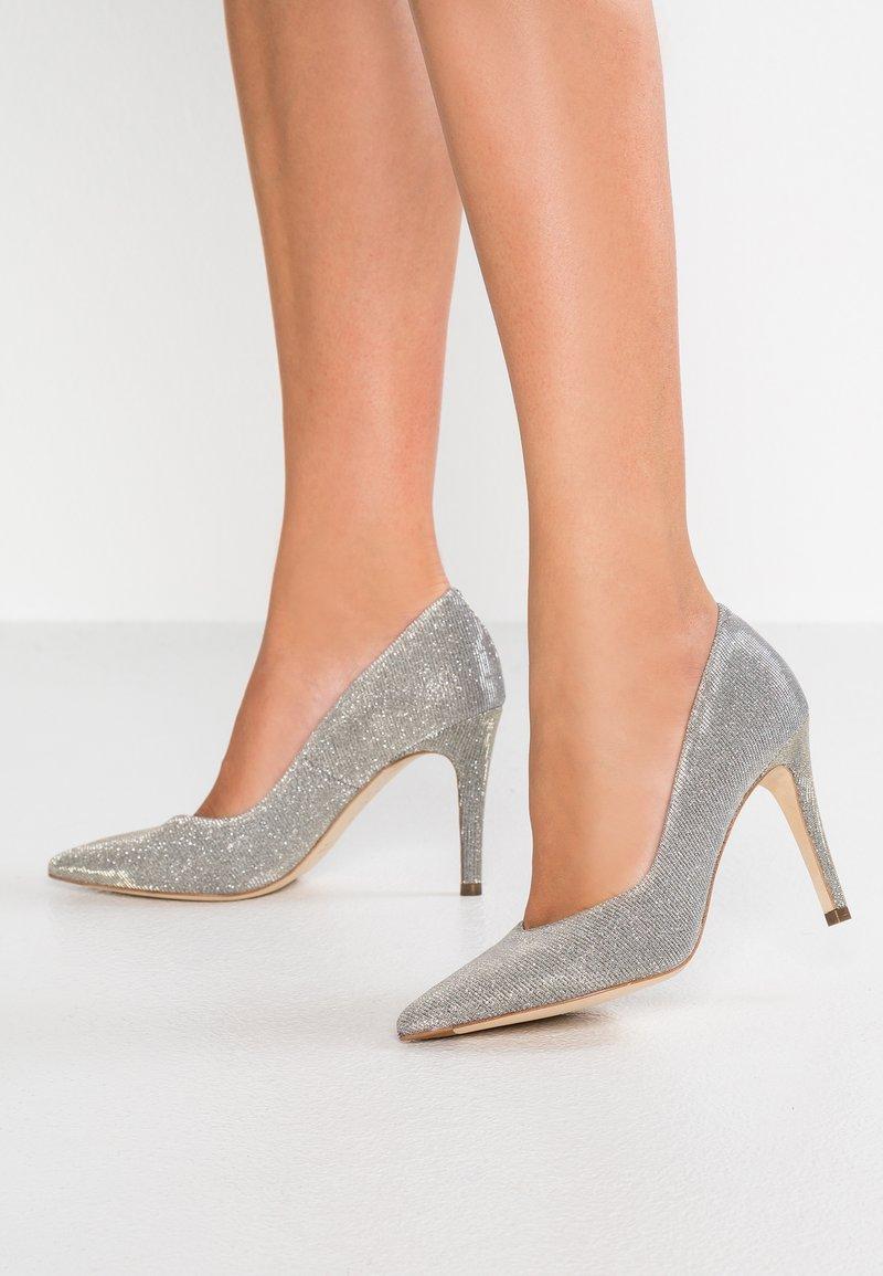 Peter Kaiser - DENICE - High heels - silber shimmer