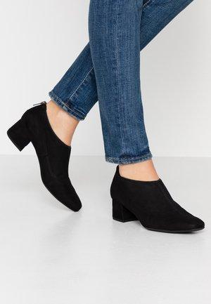 PETRA - Kotníková obuv - schwarz