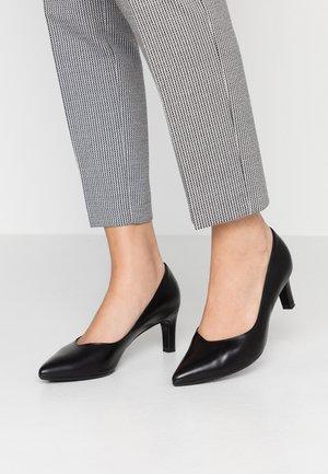 ULISSA - Classic heels - schwarz/river