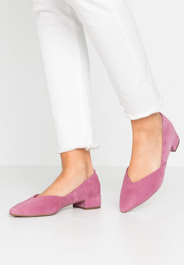 SHADE - Pumps - cassis