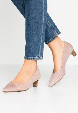 INEZ - Classic heels - mauve