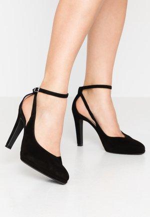 HALINA - High heels - schwarz