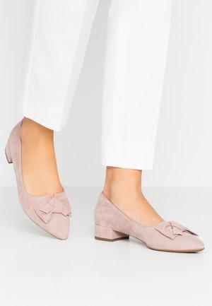 SHARIE - Classic heels - mauve