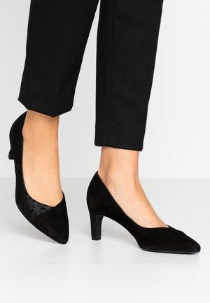 MAIKE - Classic heels - schwarz