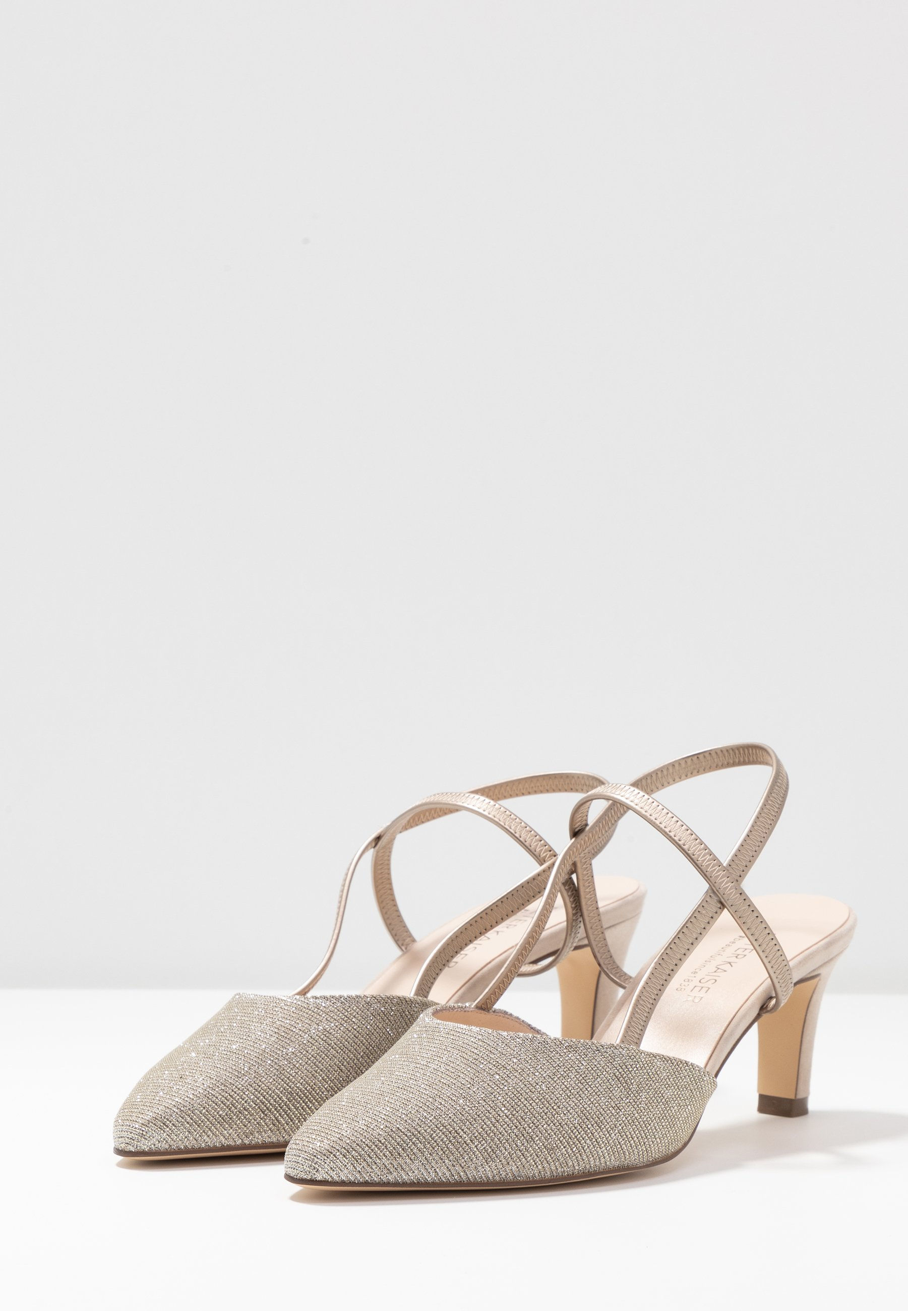 Peter Kaiser MITTY - Klassiske pumps - sand shimmer