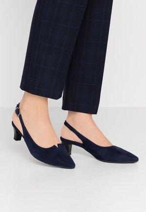 ISA - Classic heels - dark blue