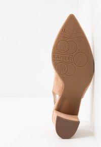 Peter Kaiser - NEXI - Classic heels - biscotti - 6
