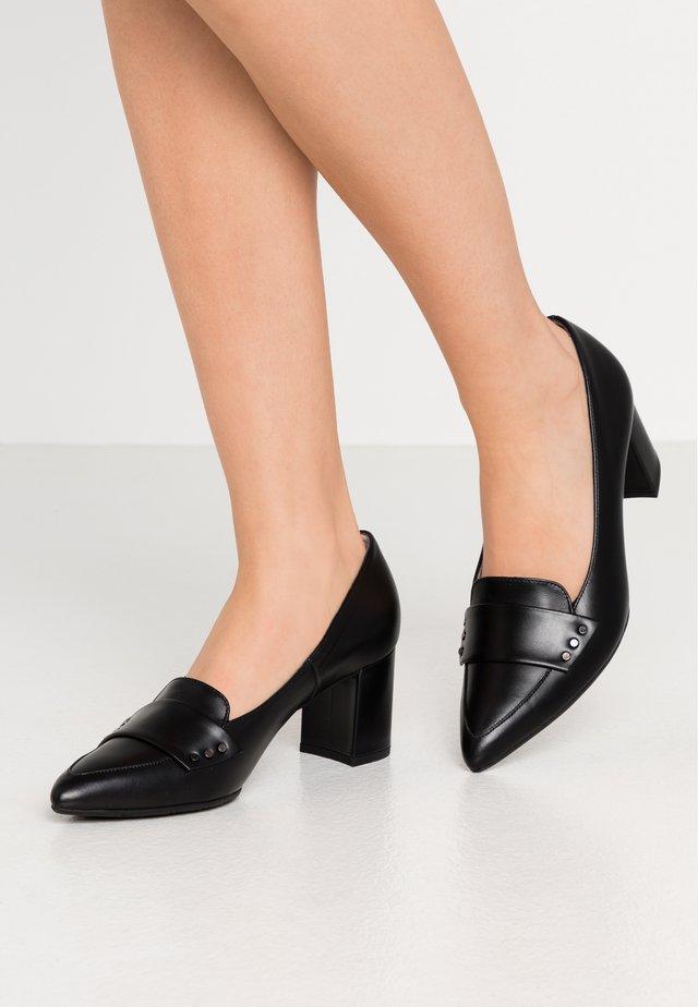 NISCHA - Classic heels - schwarz