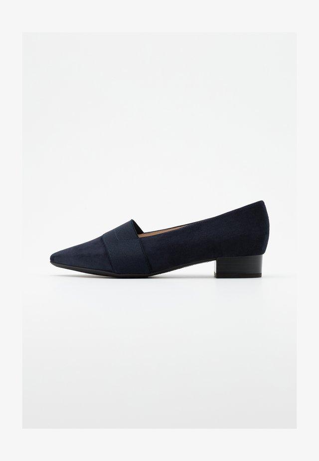LAGOS - Classic heels - navy