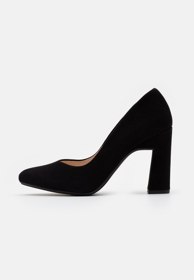 KAROLIN - High heels - schwarz