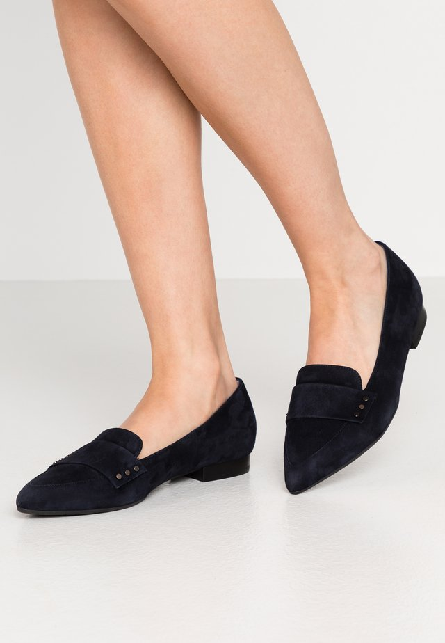 TABEA - Slippers - navy